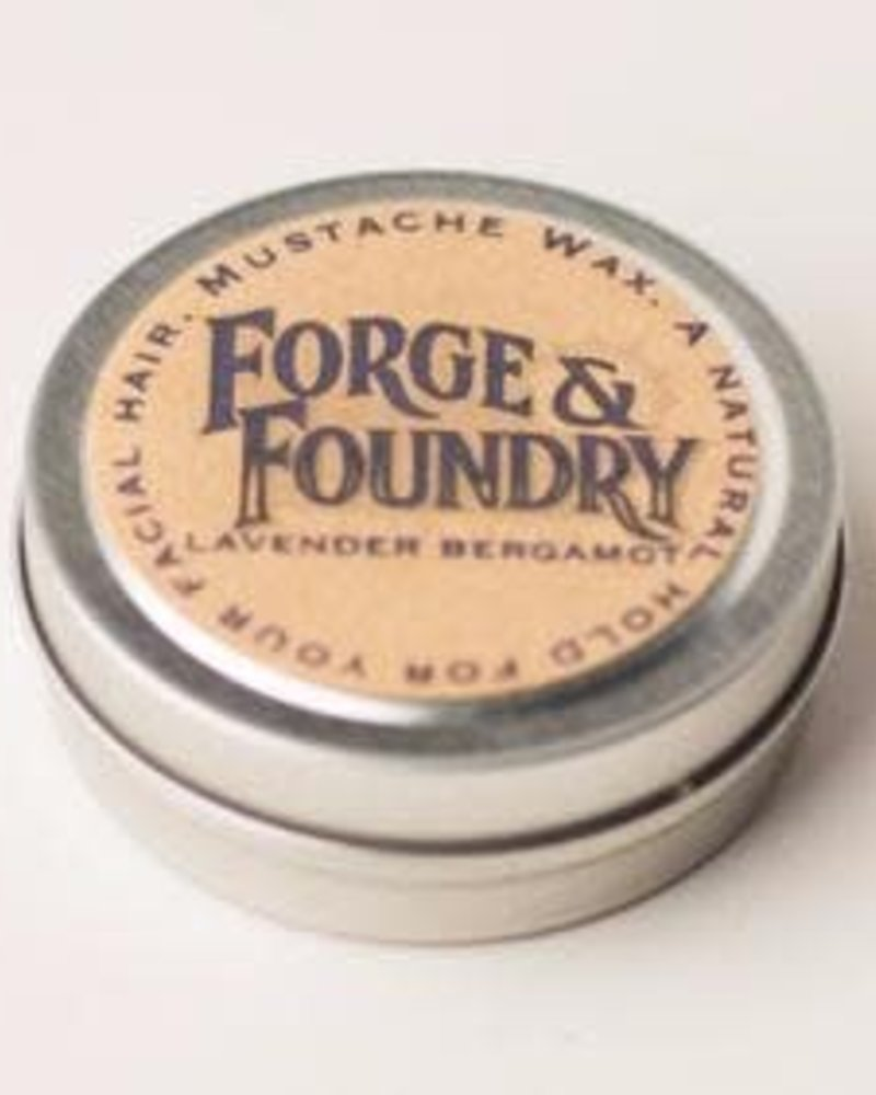 Forge & Foundry MUSTACHE WAX