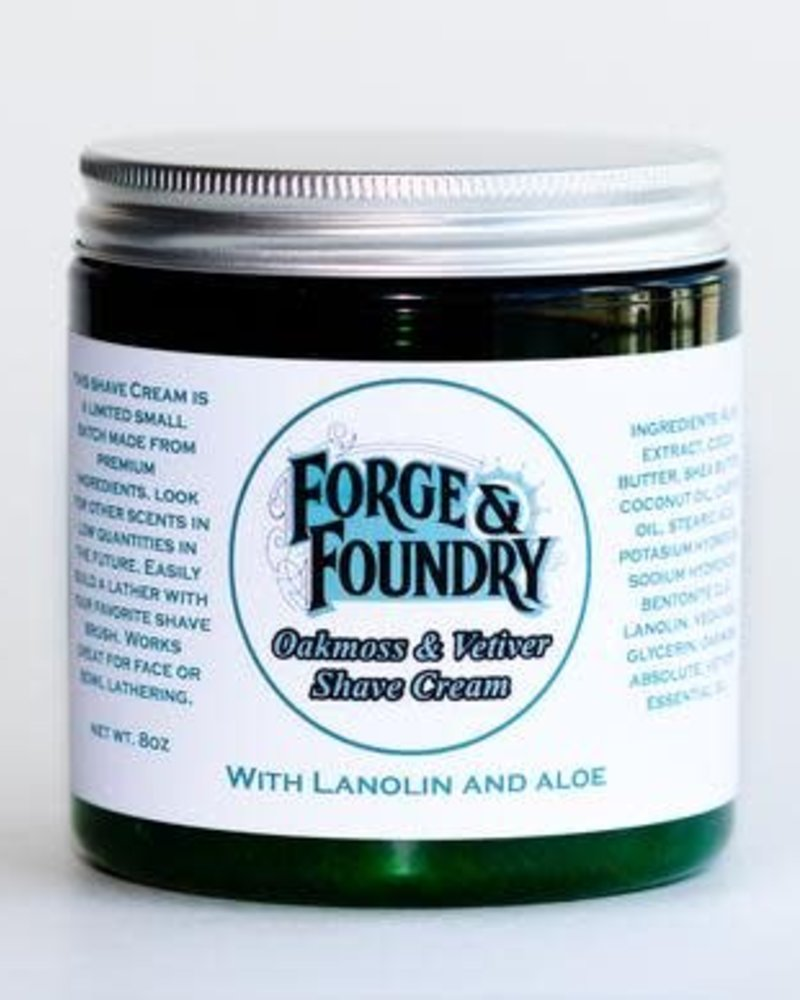 Forge & Foundry LIMITED SHAVE CREAM
