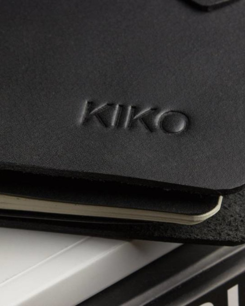 kiko leather journal