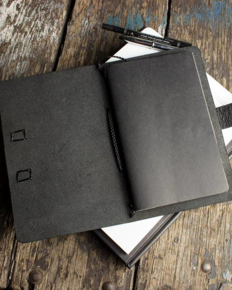 kiko leather journal