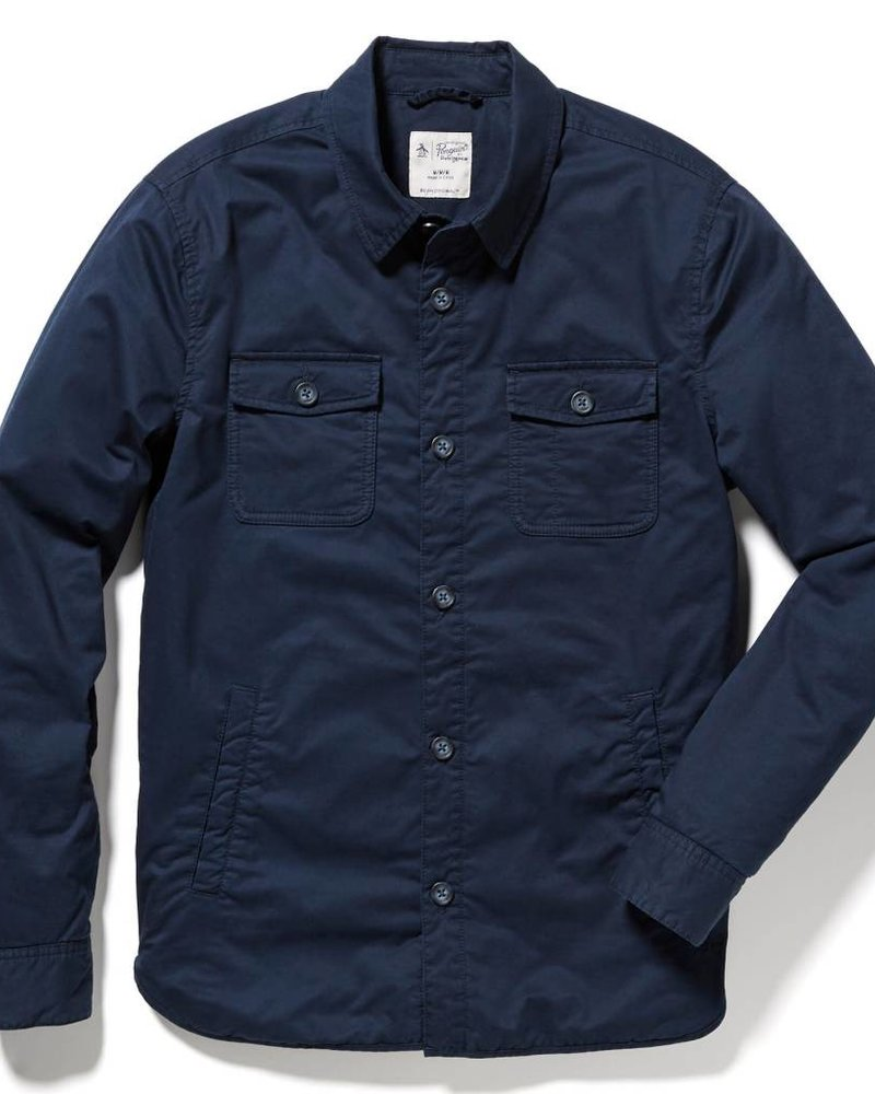 Original Penguin STRETCH 4-POCKET JACKET