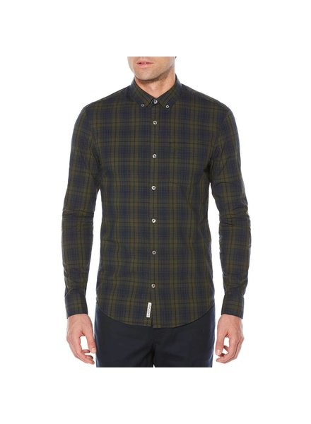 Original Penguin P55 PLAID SHIRT