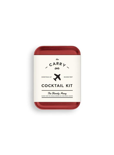 Carry On Cocktail Kit COCKTAIL KIT | BLOODY MARY