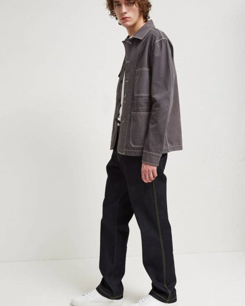 French Connection GARMENT DYE MIX JACKET