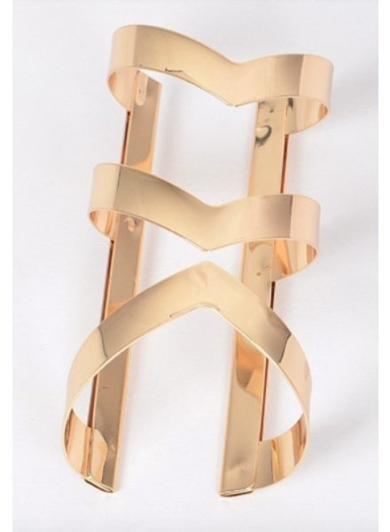 The Art of Style AMBER CUFF