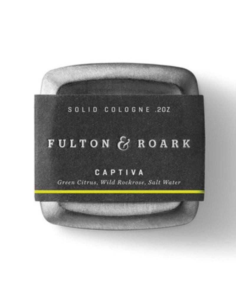 Fulton & Roark SOLID COLOGNE