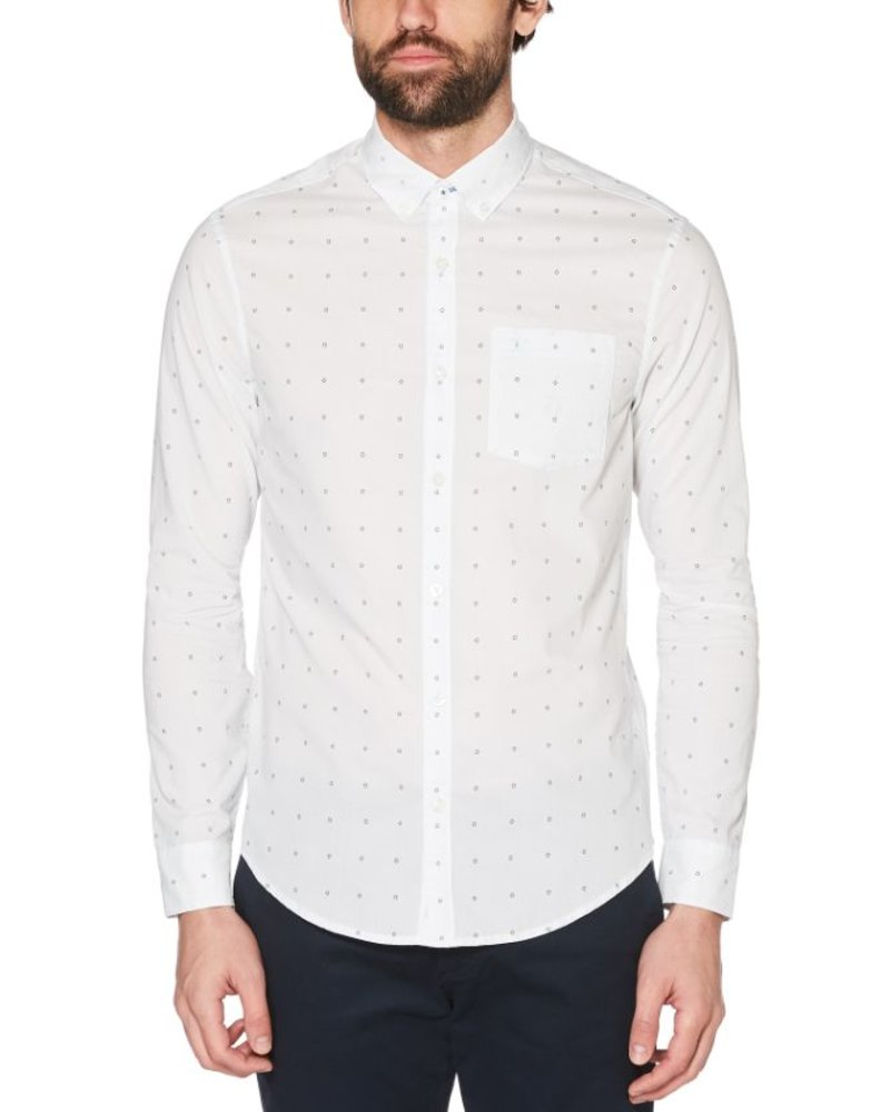 Original Penguin DAISY DOT SHIRT