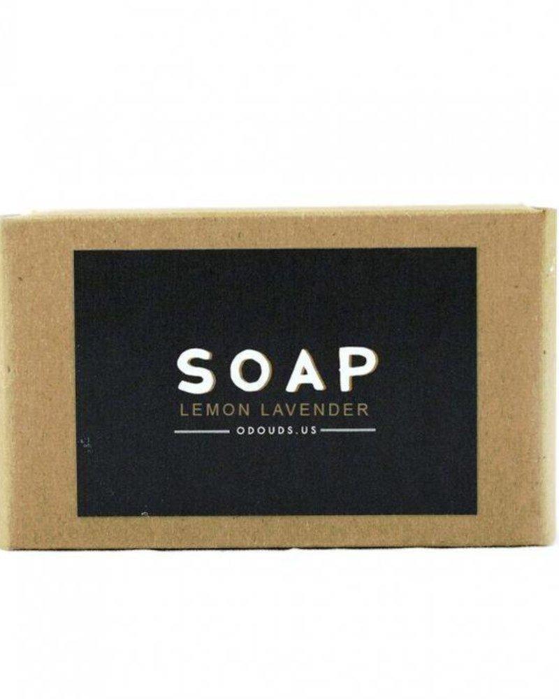 o'douds LEMON LAVENDER SOAP