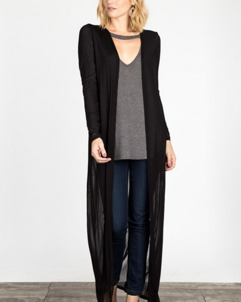The Art of Style STRAINER CARDI