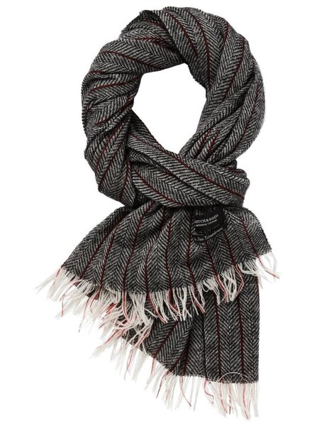 Scotch & Soda SWIFTLY WOOL SCARF