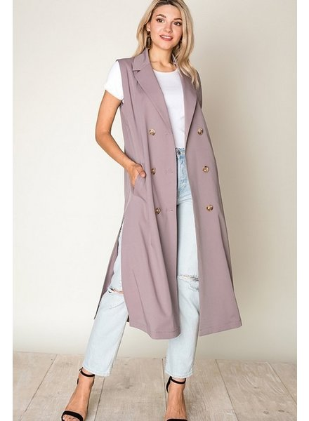 The Art of Style UPSIZING TRENCH