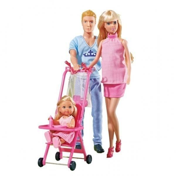 Steffi Love  la famille heureuse