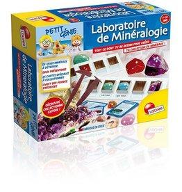 Laboratoire de minéralogie