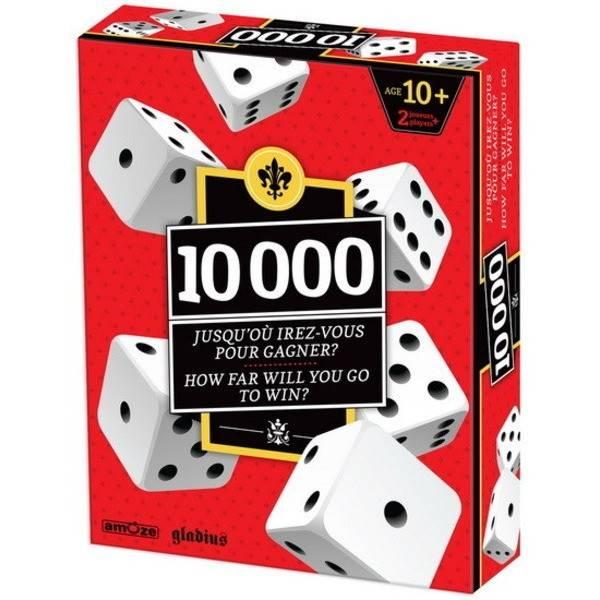 Gladius 10 000 jeu de dés