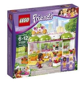 Lego LEGO Friends - Bar à jus de Heartlake
