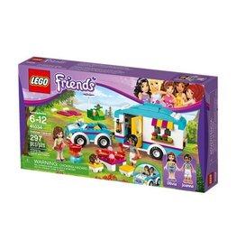 Lego LEGO Friends - Caravane d'été