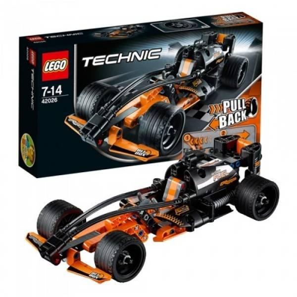 Lego LEGO Technic - Le bolide noir