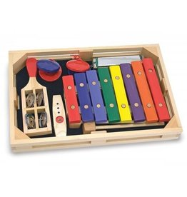 Ensemble d'orchestre débutant - Melissa And Doug