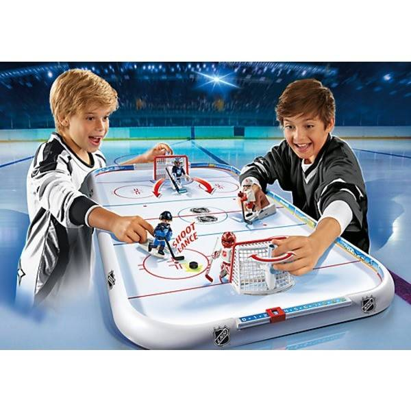 Playmobil Playmobil LNH - Table de hockey