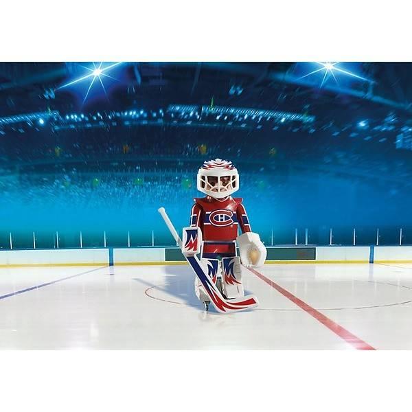 Playmobil LNH Gardien de but Les Canadiens