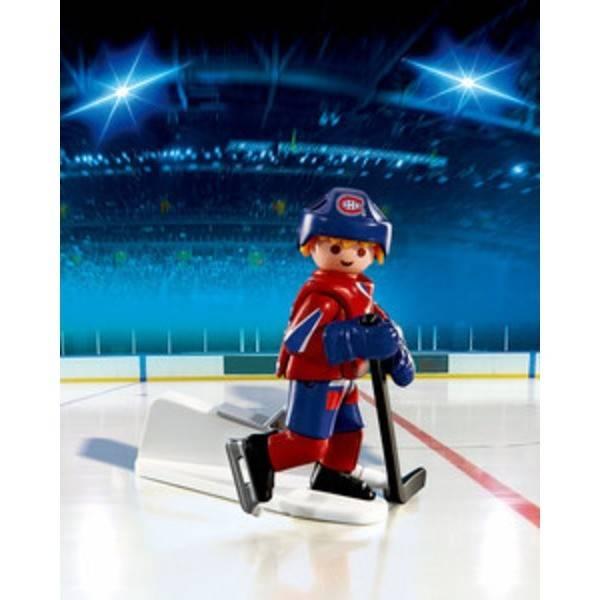 Playmobil Playmobil LNH - Joueur des Canadiens de Montréal