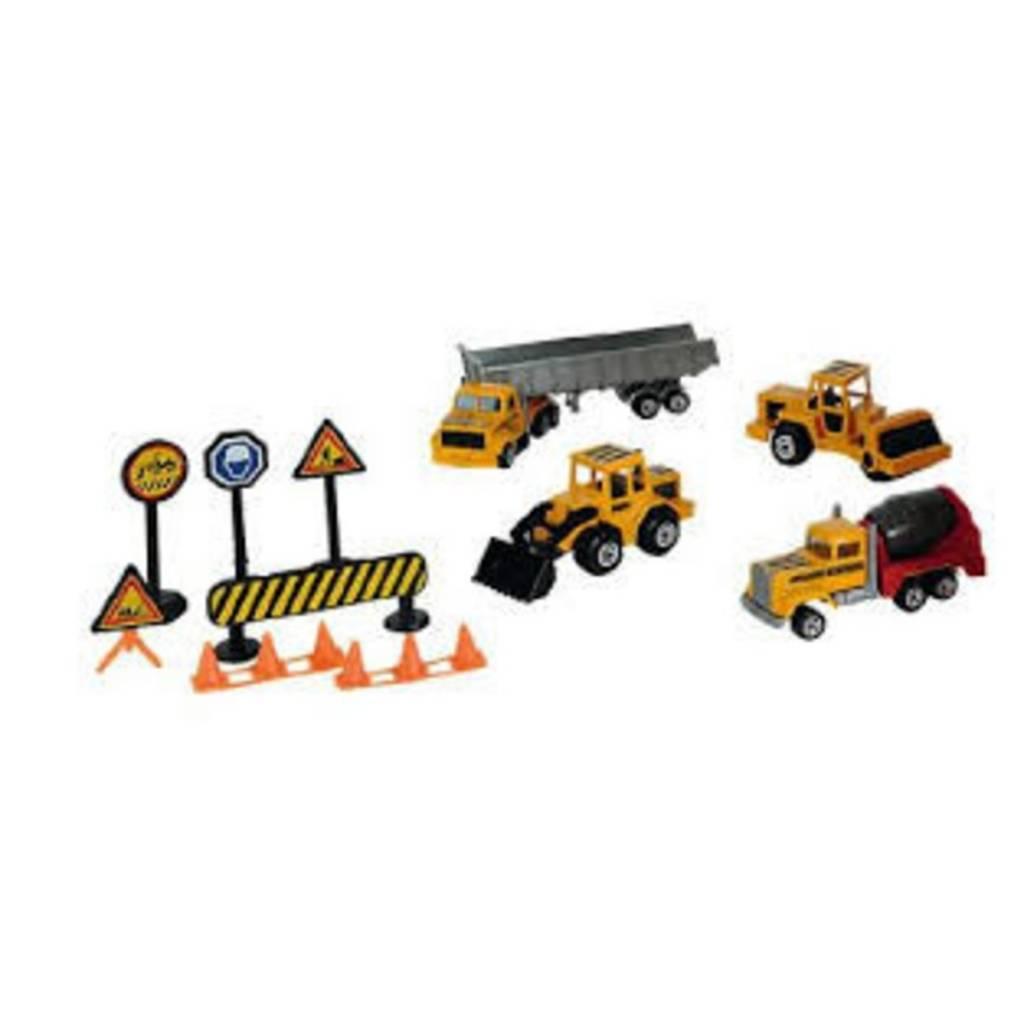 Majorette Majorette - Petites voitures de construction