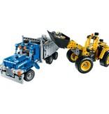 Lego LEGO Technic-Equipe de construction