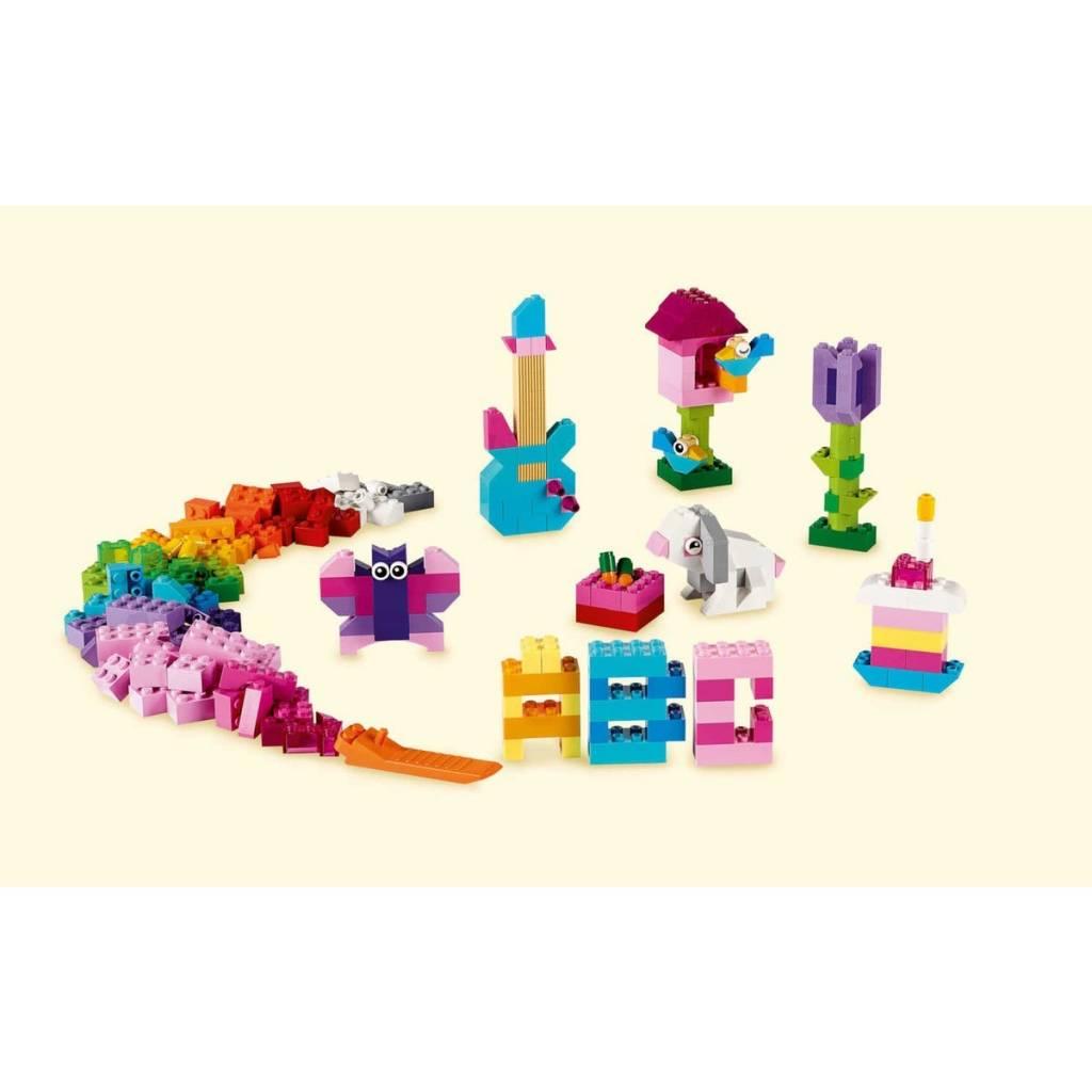 Lego LEGO Classic  - Supplément créatif  couleurs éclatantes