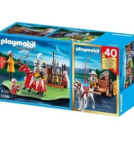 Playmobil Playmobil - Tournoi de chevalier