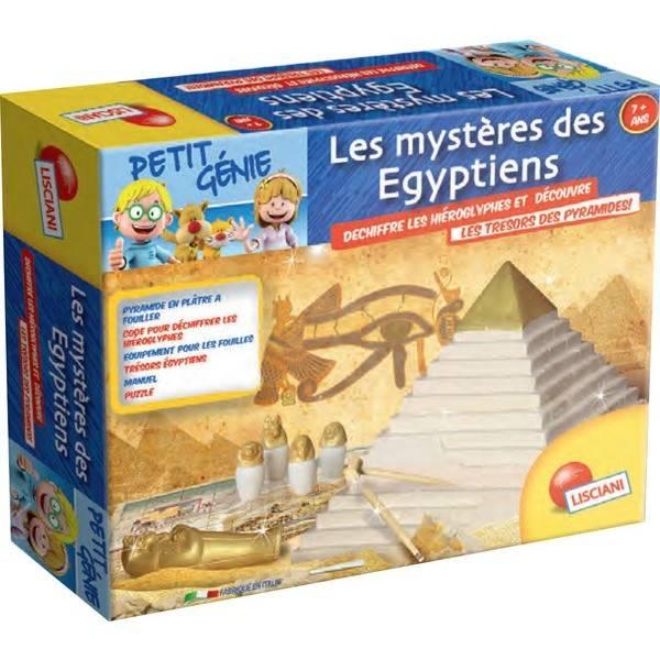 Petit génie - Mystères égyptiens