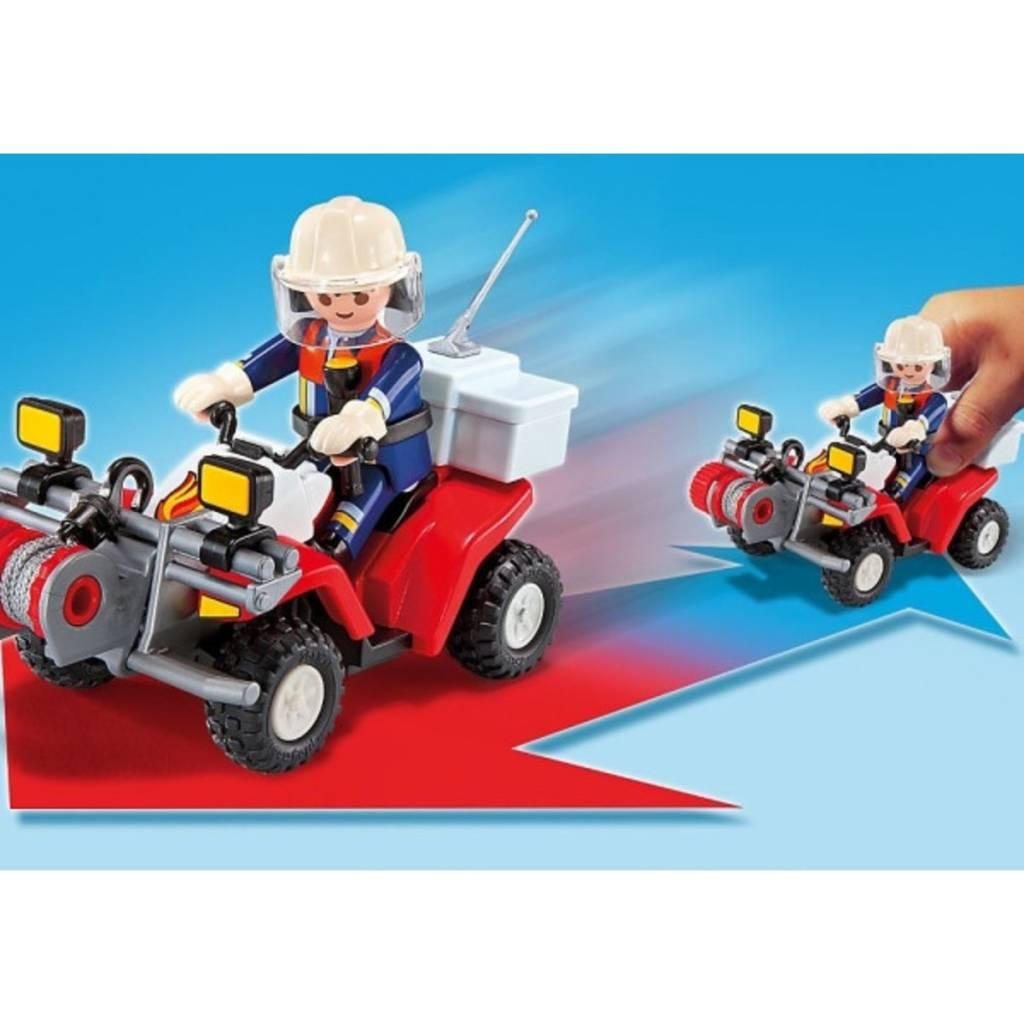 Playmobil Playmobil - Brigade de pompier