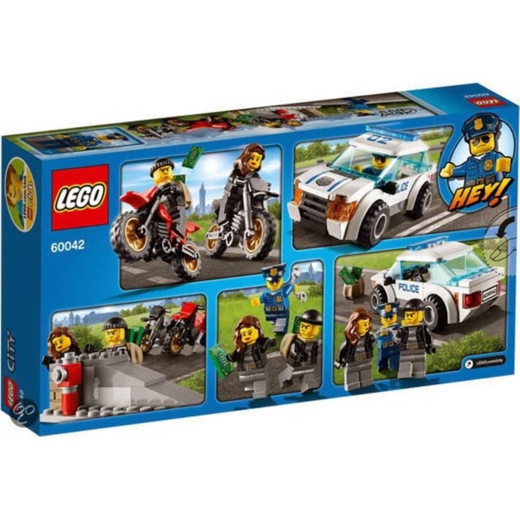 Lego LEGO City - La course poursuite de la police