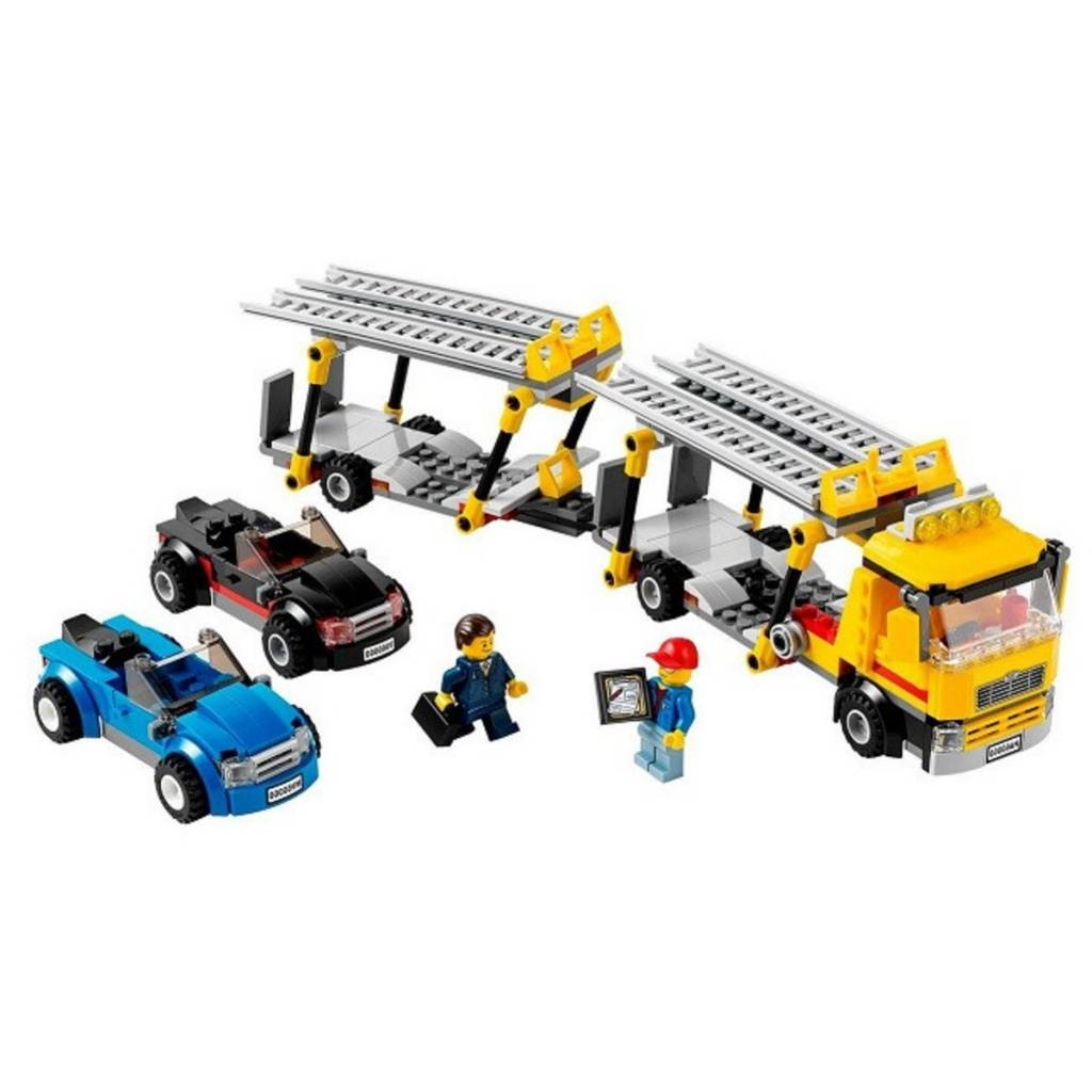Lego LEGO City - Transporteur de voitures