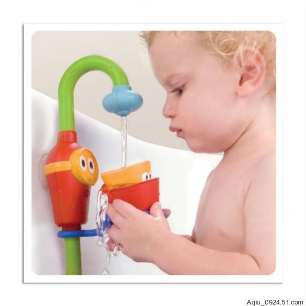 La douche en délire