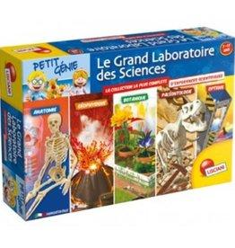 Petit génie - Le grand laboratoire des sciences