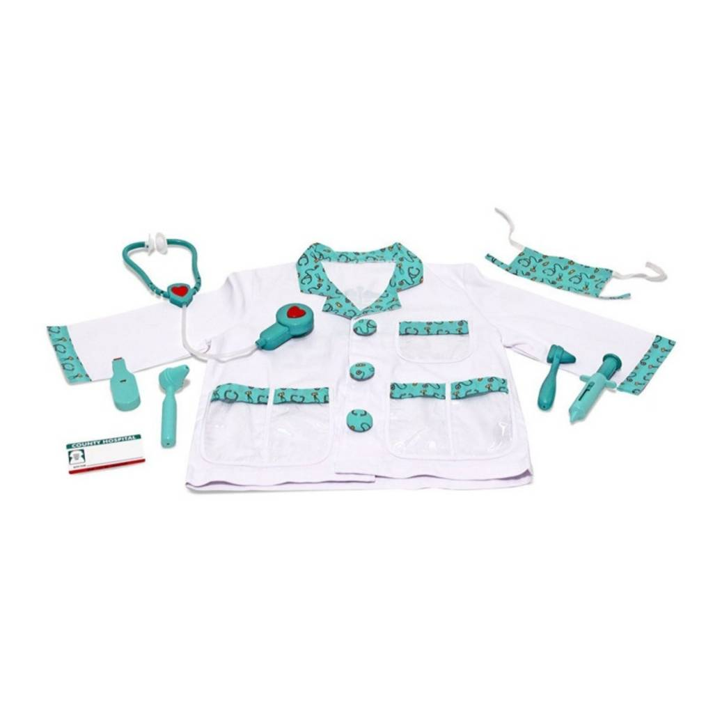 Melissa & Doug Costume de vétérinaire - Melissa and Doug