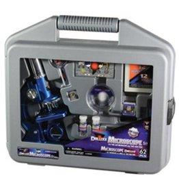 Microscope deluxe en valise