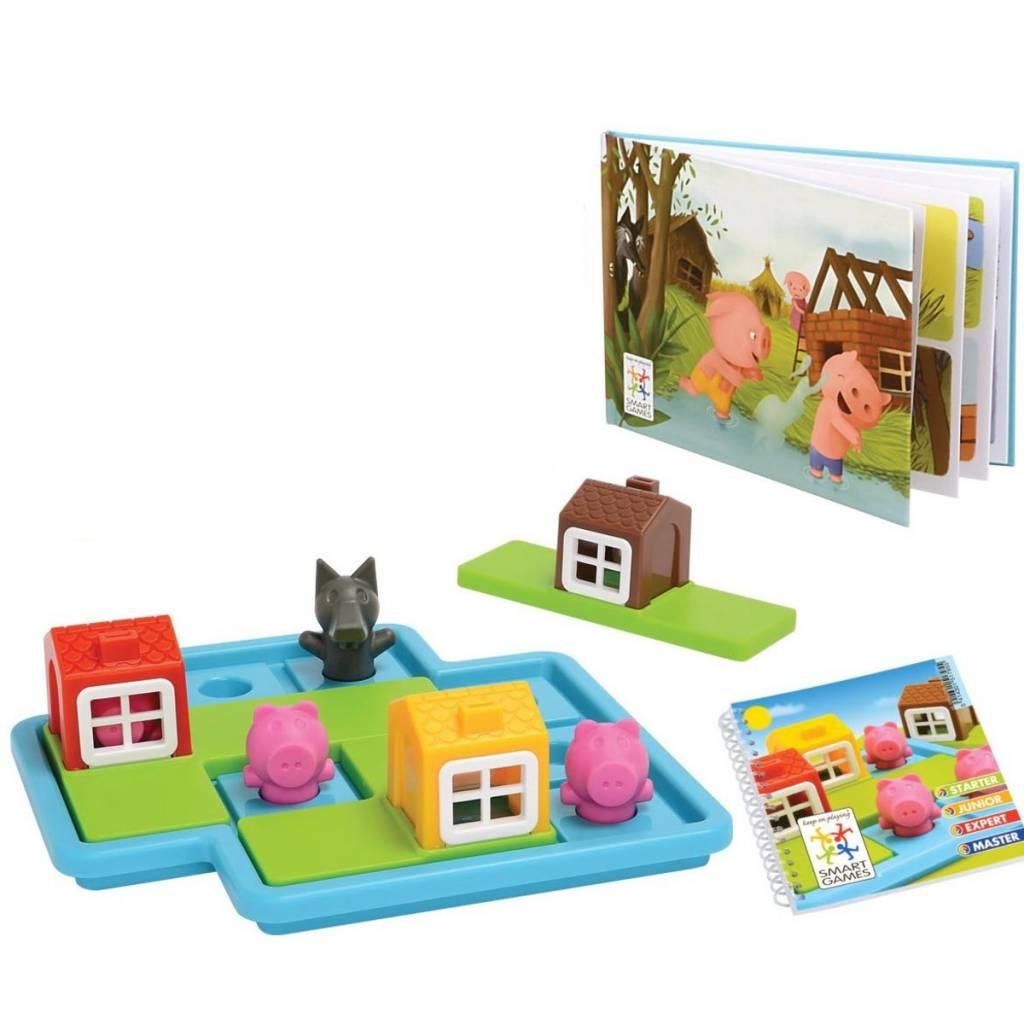Smart Games Les trois petits cochons