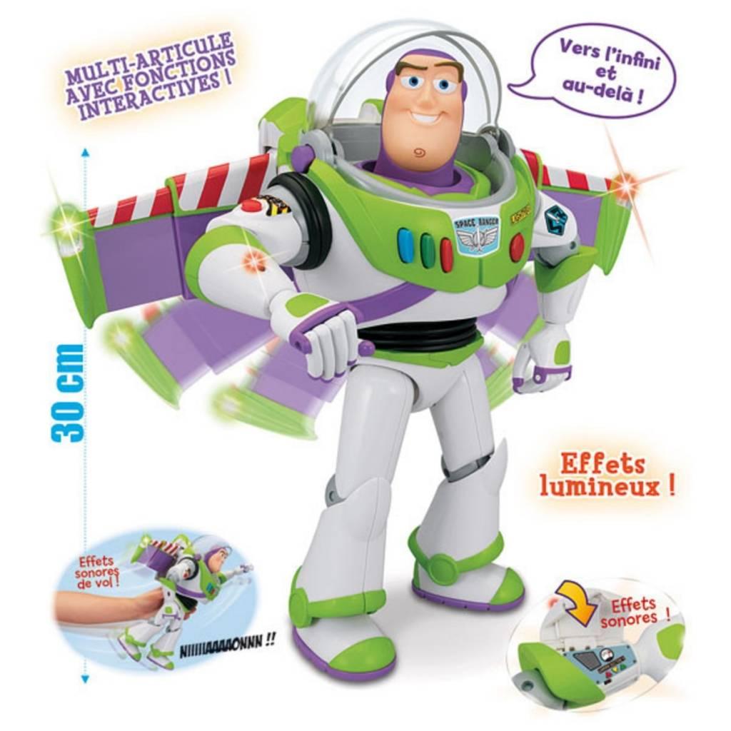 """Buzz L'éclair 12"""" Parlant Français"""