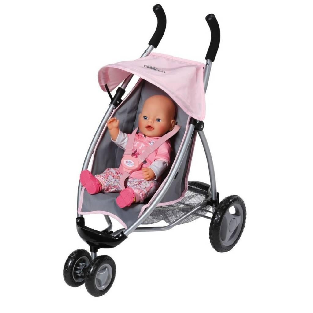 Baby Born Baby Born Poussette Jogger
