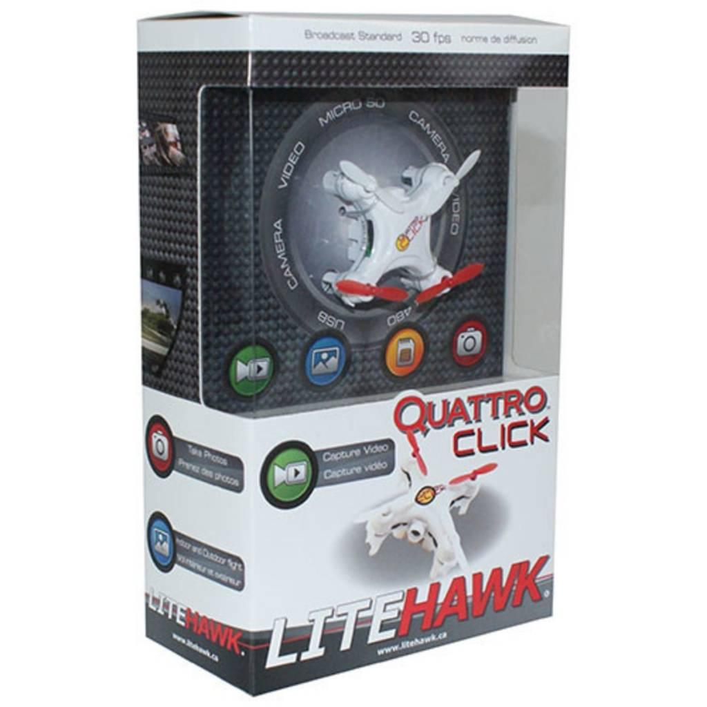 LiteHawk Drone Quattro CLICK