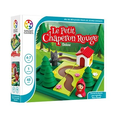 Smart Games Le petit chaperon rouge de luxe