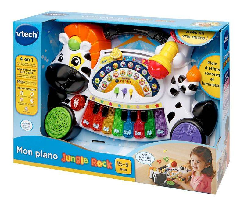 Vtech Mon piano jungle rock