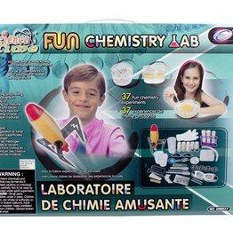 Laboratoire de chimie amusante