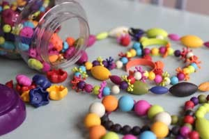 Perles Battat  beauty pop arty