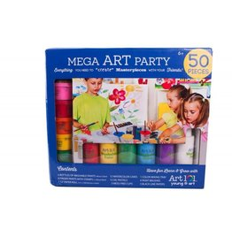 Méga art party