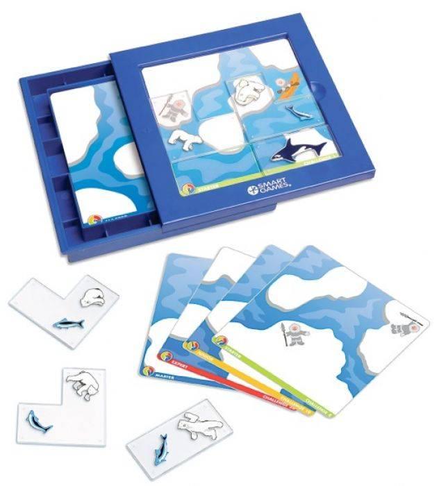 Smart Games Expédition pôle nord