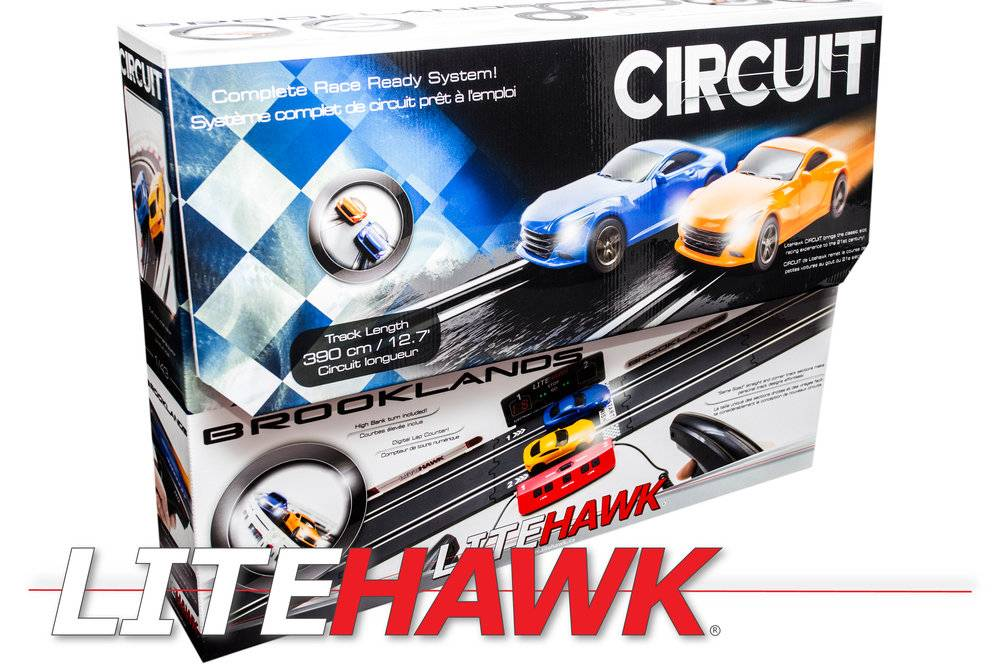 LiteHawk Lite Hawk-Circuit Brooklands