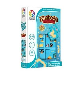 Smart Games Pirate jr cache cache