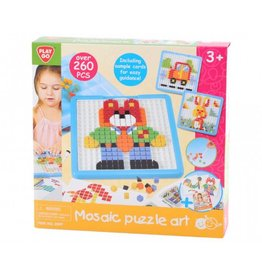 Playgo mosaïque cube
